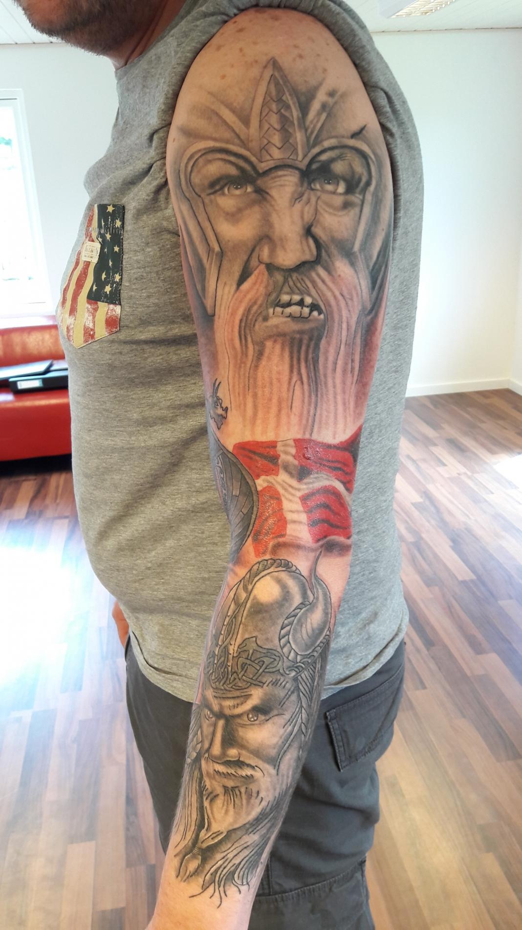 billeder af tatoveringer